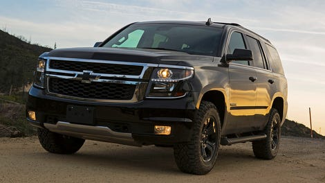 the 2018 chevy tahoe z71 feels like a classic suv. Black Bedroom Furniture Sets. Home Design Ideas