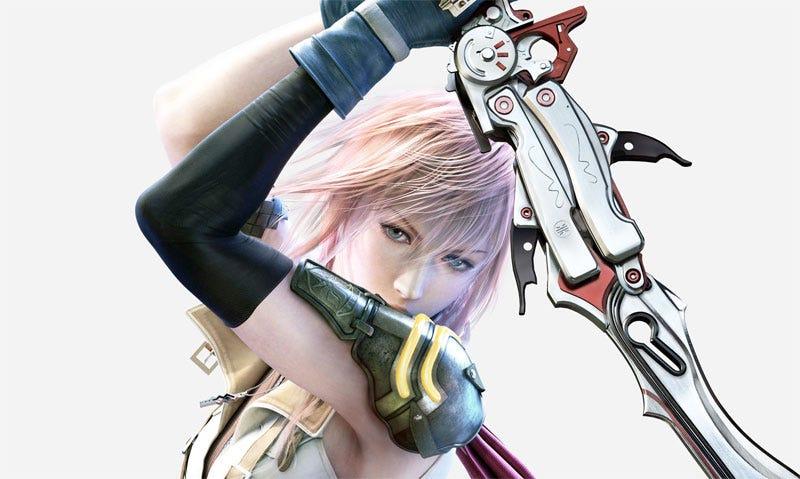 Illustration for article titled Final Fantasy Fighting Game Gets A Sequel Struck By Lightning