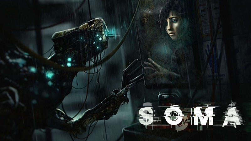 Illustration for article titled SOMA: I've Got Questions; Have You Got Answers?