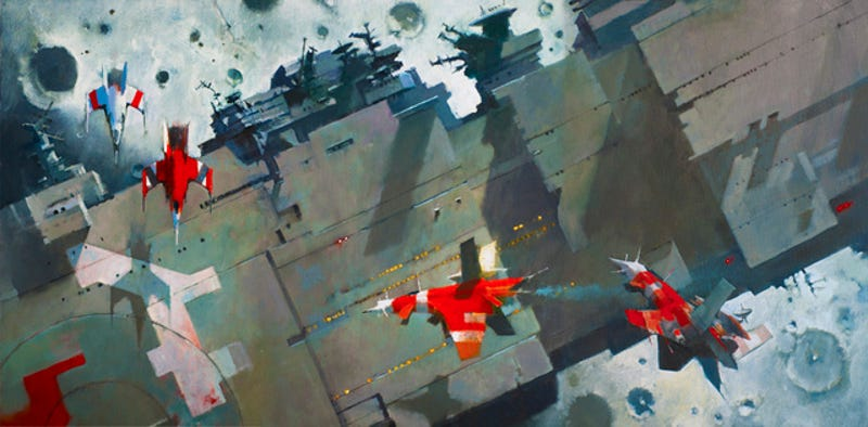 Illustration for article titled Ancillary Justice is the mind-blowing space opera you've been needing