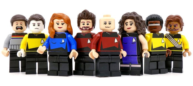 Illustration for article titled Which is your favorite Star Trek?