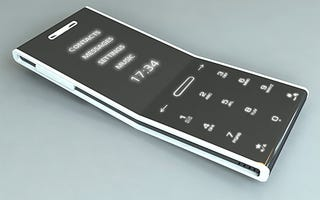 Illustration for article titled Minimalist Cellphone, Where Less is Less