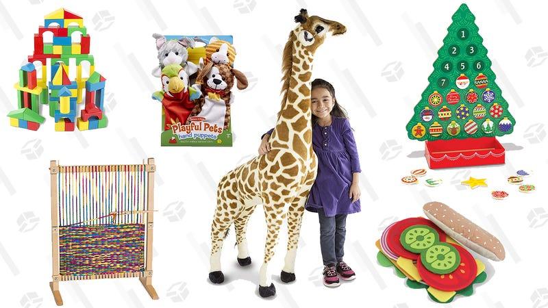 Melissa & Doug Toys at Amazon