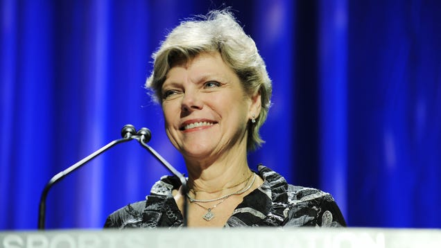 R.I.P. pioneering journalist Cokie Roberts