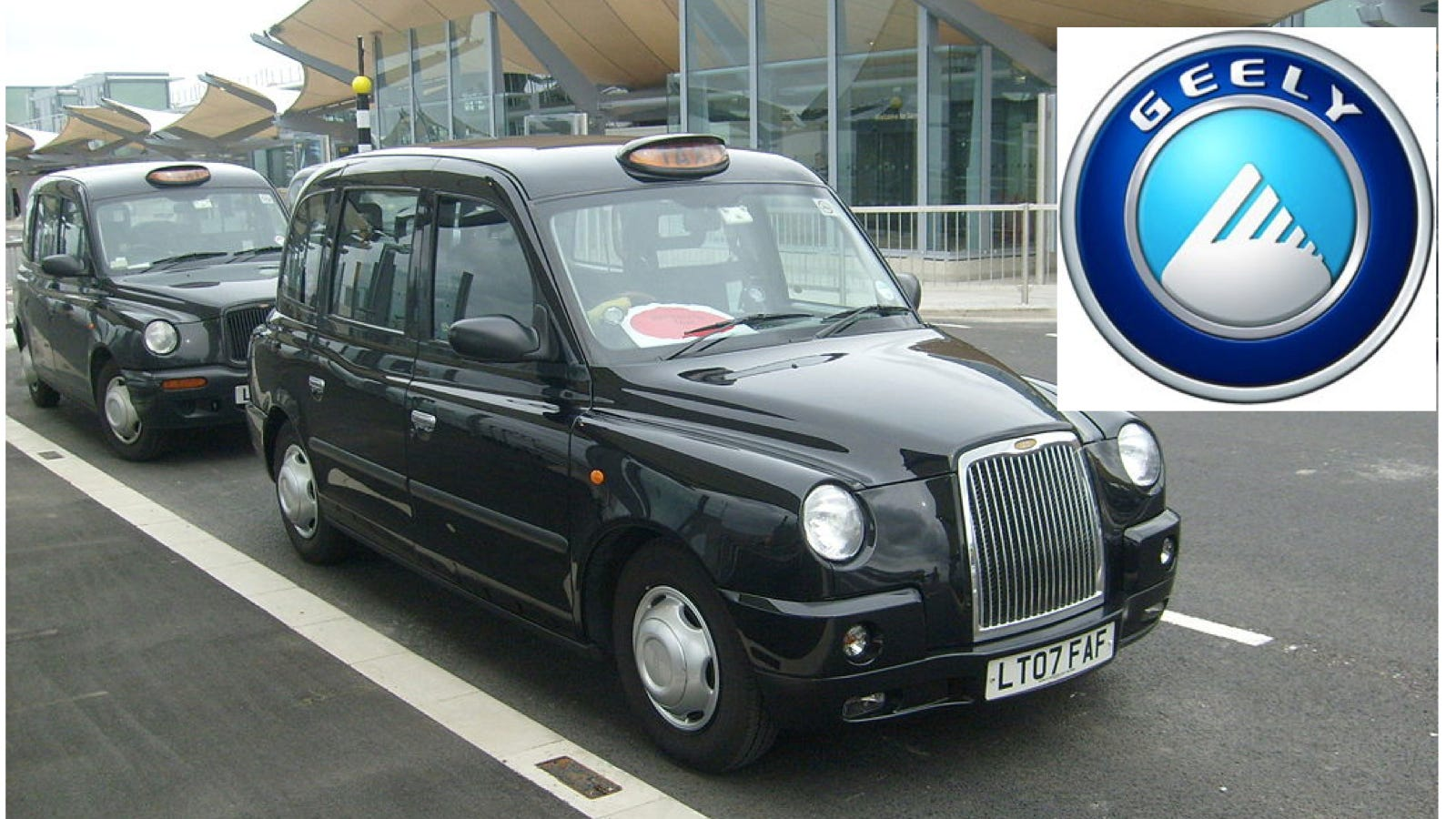 Volvo's Chinese Parent Geely Swoops In To Save The London Taxi