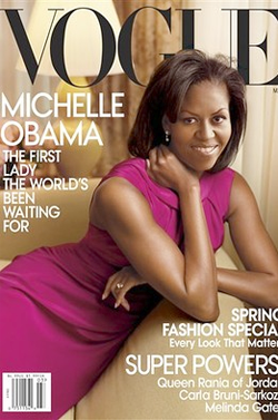 Illustration for article titled Michelle Obama To Receive Fashion Award; Salma To Do Skincare