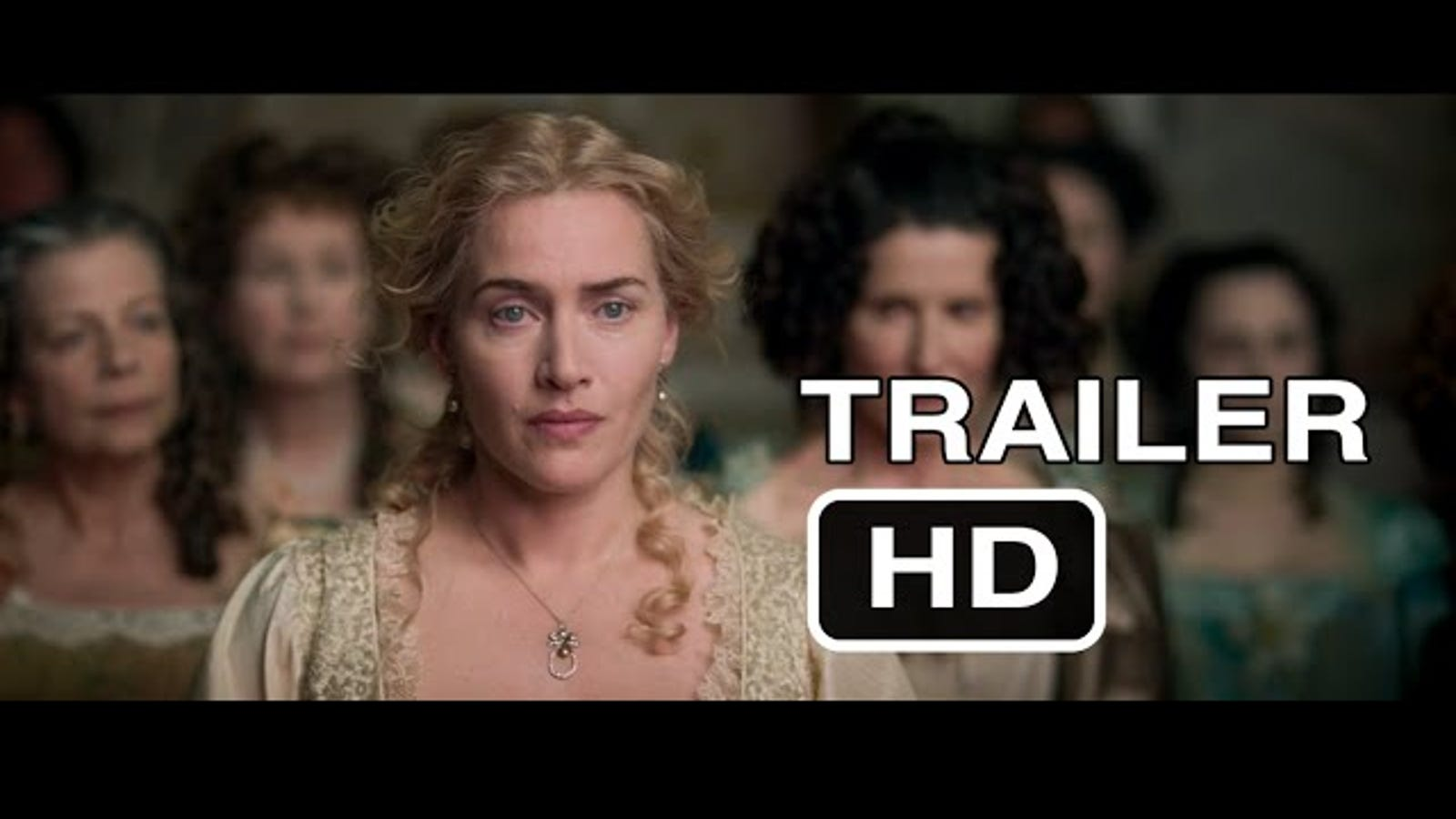 Watch Alan Rickman and Kate Winslet Build Versailles in This