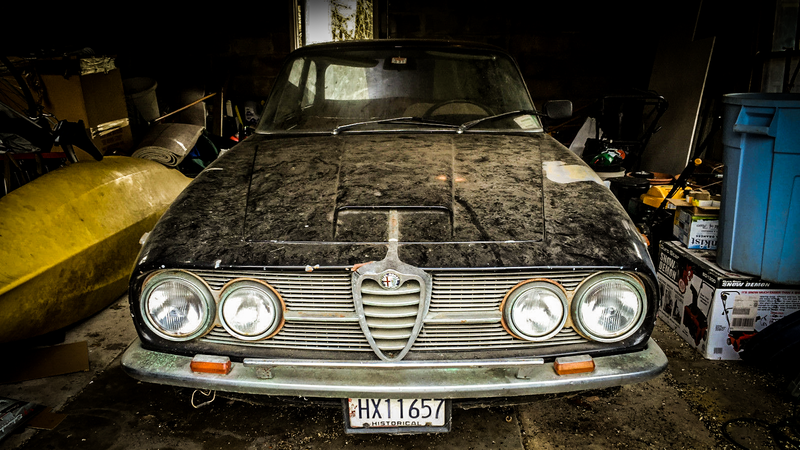 Illustration for article titled Here Are Four Of The Best European Barn Finds For Less Than $10,000