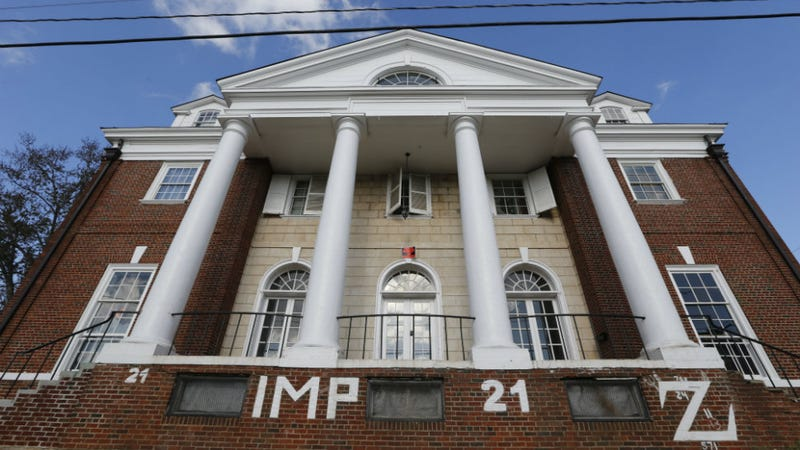 Illustration for article titled Frat Files $25 Million Lawsuit Against Rolling Stone for Retracted Rape Story