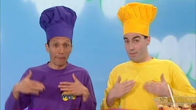 Photo: The Wiggles