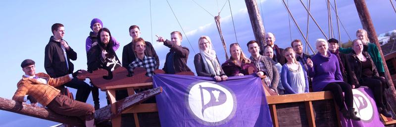 Illustration for article titled Si hoy se celebraran elecciones en Islandia, ganaría el Partido Pirata según una encuesta