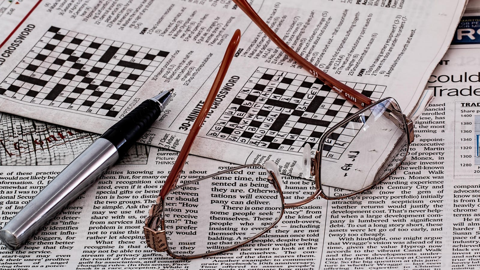 How to Get Better at Crosswords