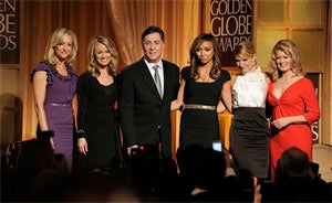 Illustration for article titled Golden Globes 2008: They Pick The Winners, We Pick The Fashions