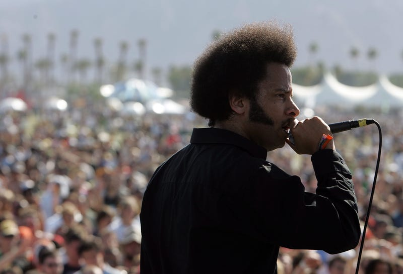 Boots Riley of the Coup (Getty Images)
