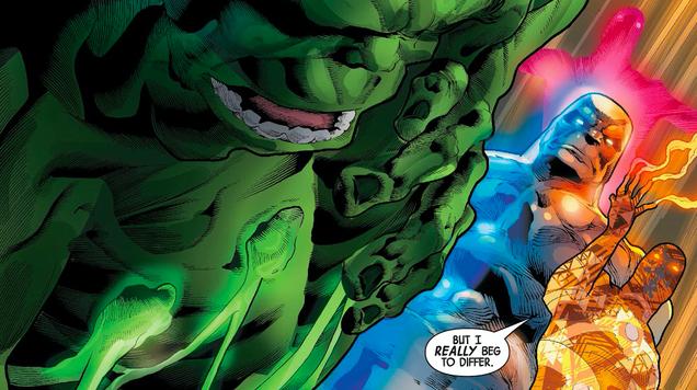 Marvel Artist Joe Bennett Responds After Immortal Hulk Anti-Semitism Accusations