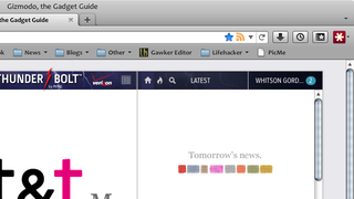 Illustration for article titled RSS Icon Brings Quick RSS Access Back to Firefox's Address Bar