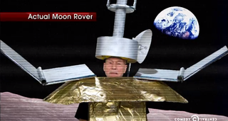 Illustration for article titled Patrick Stewart performs a somber monologue as China's dying moon rover