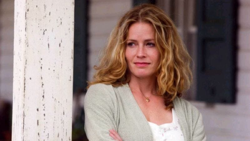 Illustration for article titled Elisabeth Shue is the new lady police person on CSI