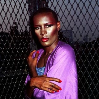 Grace JonesGrace Jones Twitter