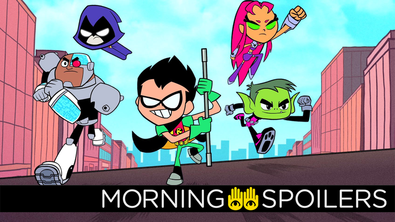 Illustration for article titled A Teen Titans Movie Is On the Way—But Not the One You Were Expecting