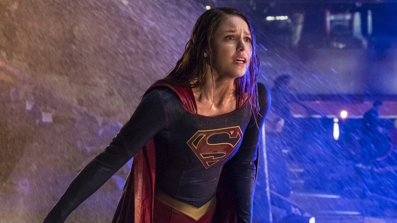 Melissa Benoist stars in Supergirl (Photo: Katie Yu/The CW)