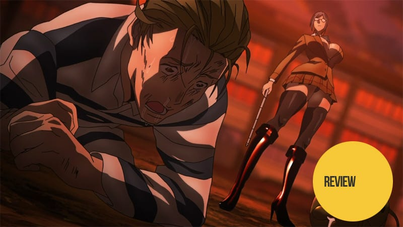 Illustration for article titled Prison School is Ridiculous and Fun