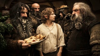 Illustration for article titled Denny's new Hobbit 2-themed menu is sure to desolate your stomach