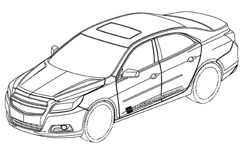 2012 Chevy Malibu The Car You Cant Ignore If Youre A Stick Figure