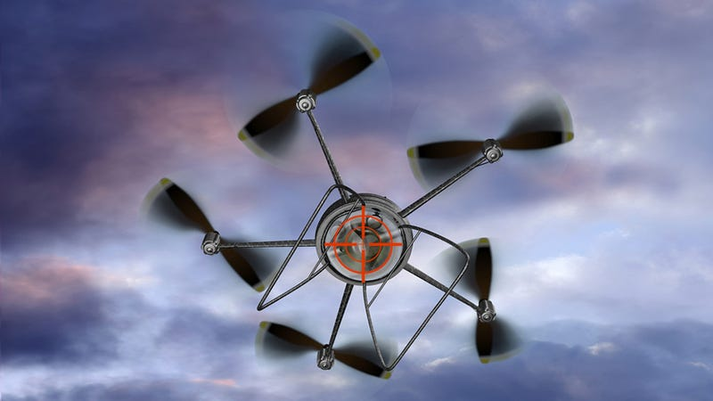 Sky Fighter: Meet the Man Who Wants to Drone-Proof Your Home