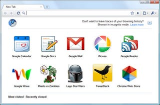 Illustration for article titled Google's Chrome Web Store Brings Games To Your Web Browser