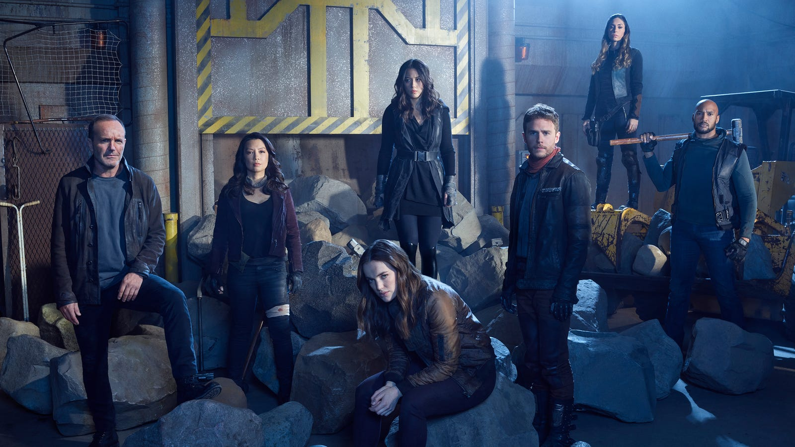 Shocking new study says that people really like Agents Of S.H.I.E.L.D.