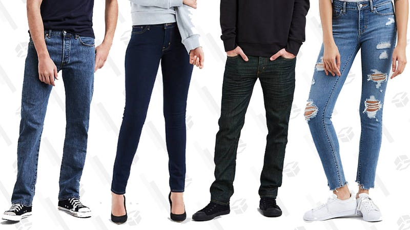 Bestselling Men's and Women's Denim | Starting at $50 | Levi's
