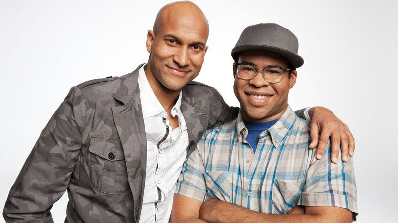 Illustration for article titled The stars of Key & Peele talk about staying relevant, and funny, in season 2
