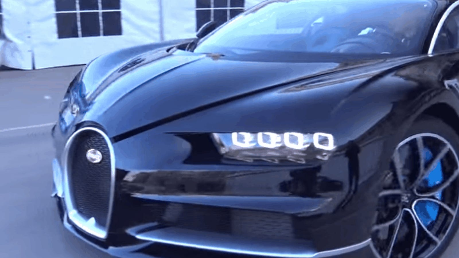 Así de impresionante suena el motor de 1500 caballos de un auto de 3 millones de dólares