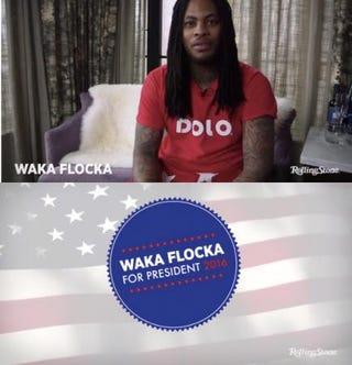 Waka Flocka FlameYouTube Screenshot