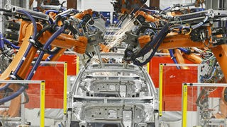 Worker Crushed to Death by Robot in Volkswagen Plant
