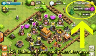 Illustration for article titled Clash of Clans Hack and Cheats Mod APK