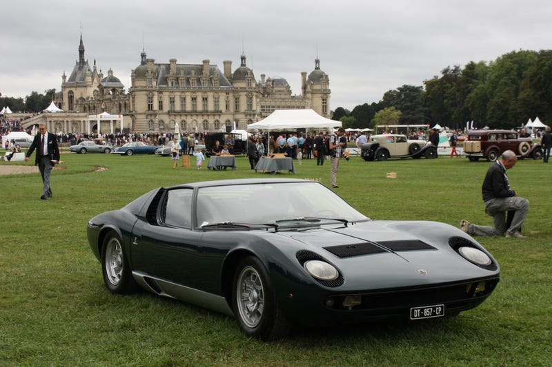 FACT: the Miura will never age