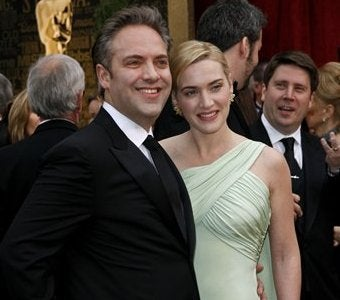 Did sam mendes cheat kate winslet