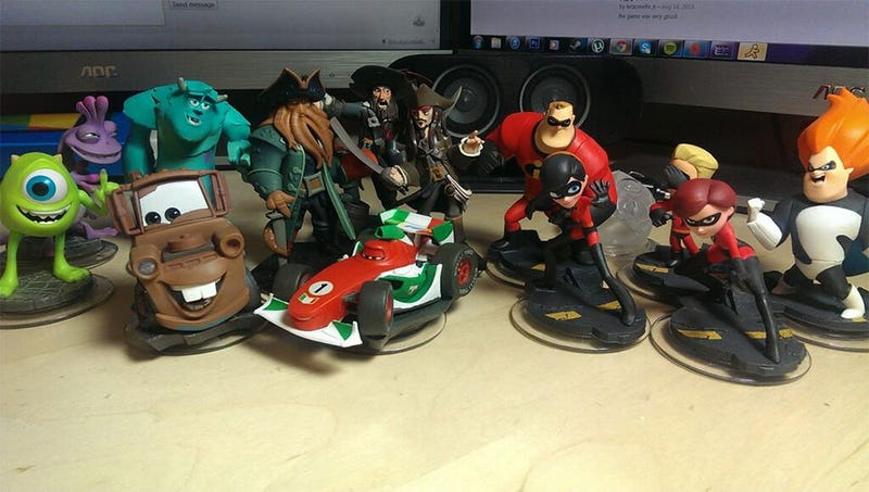 Illustration for article titled How Much Is Disney Infinity Going To Cost You?