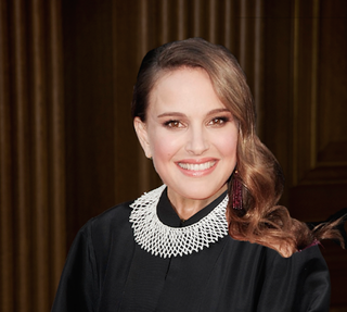 Illustration for article titled Natalie Portman Set to Play Justice Ruth Bader Ginsburg in New Biopic