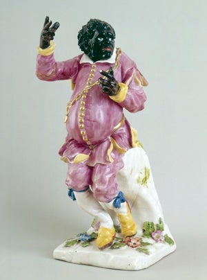 Great Britain, Chelsea Porcelain Factory. Aesop, circa 1755. Cambridge, U.K.; Fitzwilliam Museum.