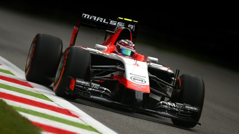 Illustration for article titled Marussia Formula One Team Enters Administration; Will Miss Austin Race