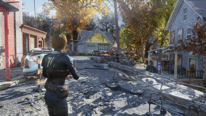 Illustration for article titled There Are Already Mods For Fallout 76 On PC, But They Might Not Last