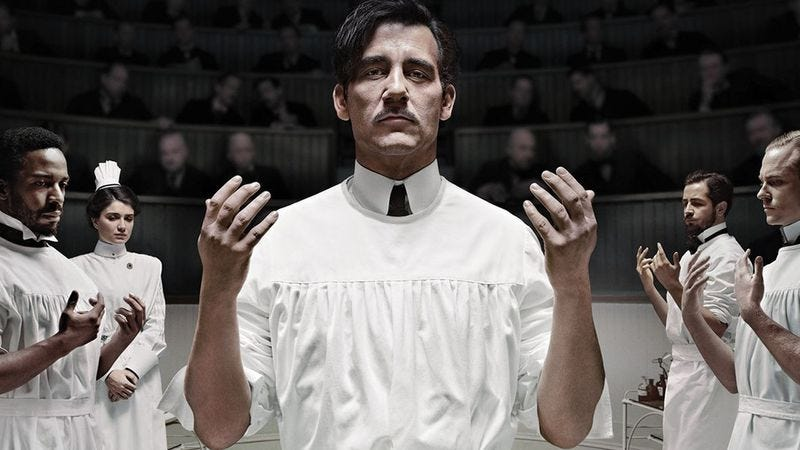 Illustration for article titled The electronic throb of Cliff Martinez gave The Knick its sci-fi edge
