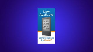 Illustration for article titled Library Lending on Kindle Books Now Available In Some Areas