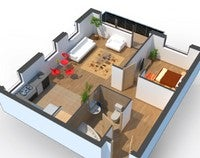 Illustration for article titled Roomle Brings Your Room Designs to Life; Furnishings and All