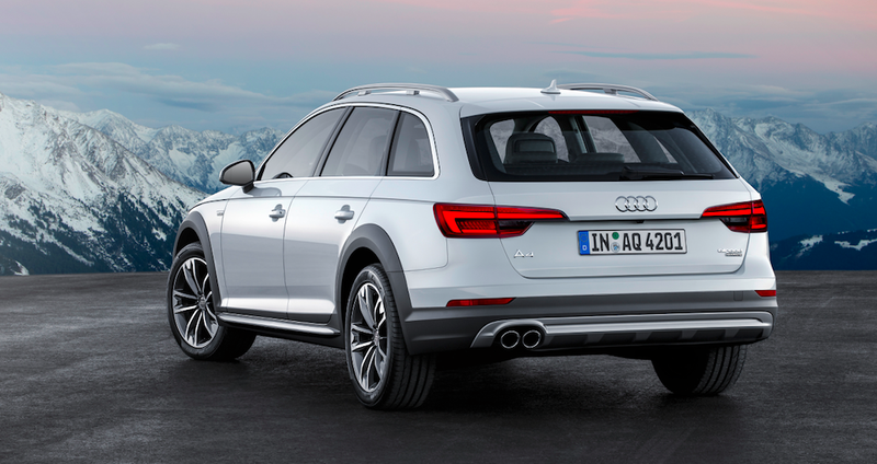 The Audi A4 Allroad Quattro: Because America Can't Wagon