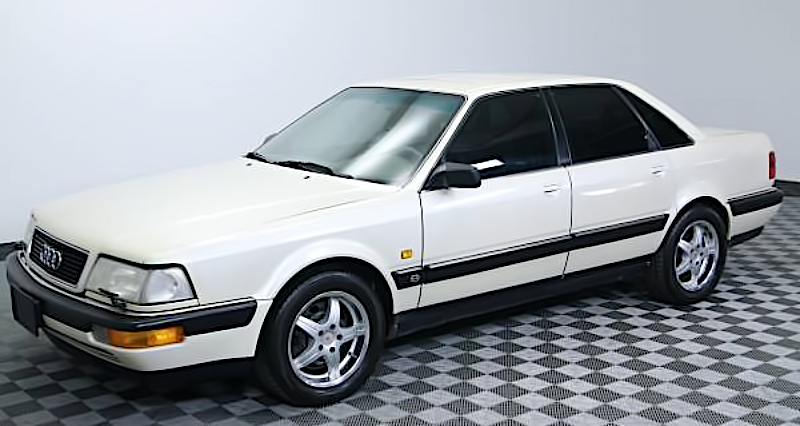 Illustration for article titled How About This Clean 1991 Audi V8 Quattro Survivor for $19,499?