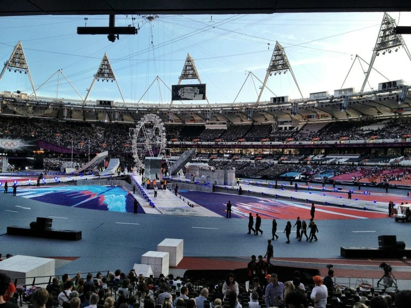 Illustration for article titled Your Sneak Preview Of The Closing Ceremony